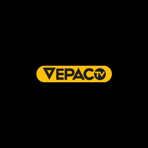 Segundo y actual Logotipo de Vepaco TV (2016-presente)