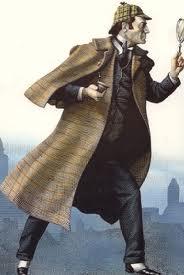 Sherlock Holmes character
