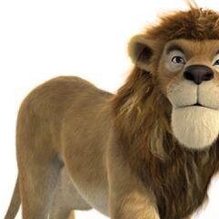 Sócrates, el león en <a href=