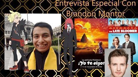 Entrevista Especial Con Brandon Montor