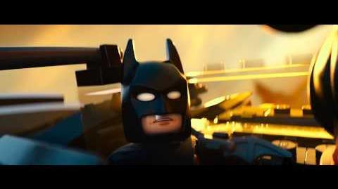 """LA GRAN AVENTURA LEGO - Este Hombre 30"""" HD - Oficial de Warner Bros"""