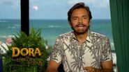 Mensaje Especial de Eugenio Derbez - Dora and the Lost City of Gold - En Español con TheaterEars