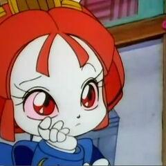 Princesa Violeta en <a href=
