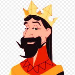 Rey Estéfano en <a href=
