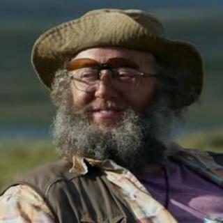 Bjorn en la película <a href=