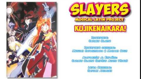 Carmen Olarte - KUJIKENAIKARA! ~Slayers~ -Latin American Version-