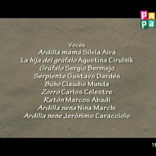 Doblaje argentino (TV) (2/2)