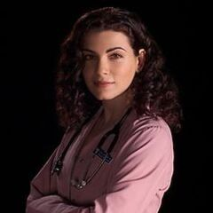 Enfermera Carol Hathaway en <a href=