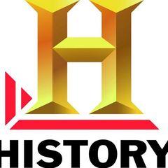 Voz institucional del canal History.