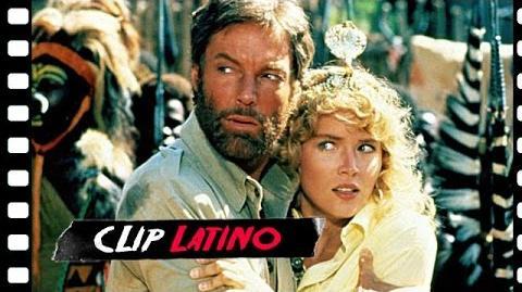 Las Minas del Rey Salomón (1985) - Doblaje Latino