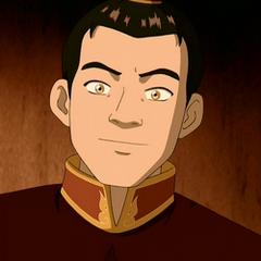 Señor del Fuego Sozin (joven) también en <a href=