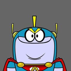 A.P. (Capitán Atómico) en <a href=