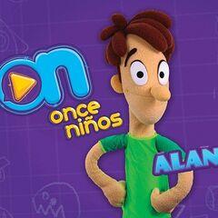 Hizo la voz de Alan Porras, El conductor de Once Niños hasta octubre de 2018.