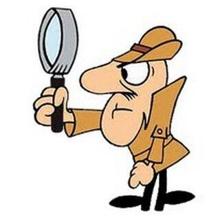 El inspector en la serie del <a href=