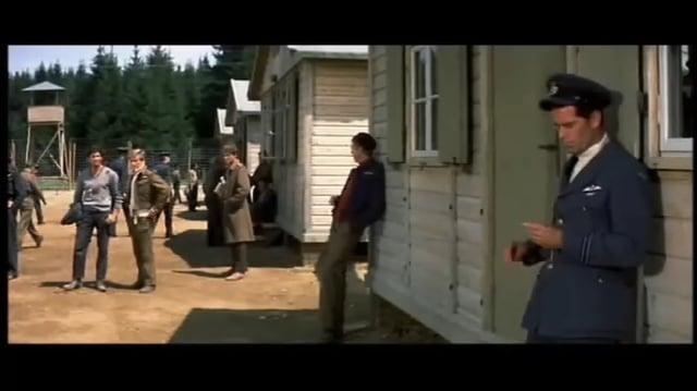EL GRAN ESCAPE (1963) MUESTRA DE DOBLAJE LATINO