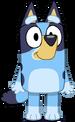 HD Bluey