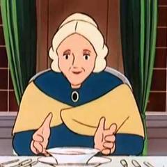 Abuelita en el anime <a href=