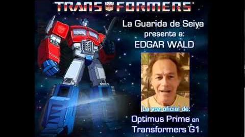 La Guarida de Seiya - Entrevista a Edgar Wald (Parte 4)