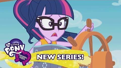 MLP Equestria Girls Temporada 1 Latino América - 'Las velas saladas' ⛵