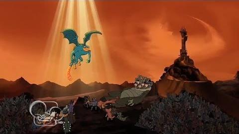 Phineas y Ferb - Épica Batalla de Monstruos