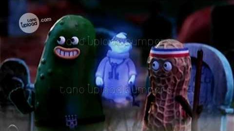 Pickle y Maní - Bumper Mansión embrujada 1 - Disney XD Latinoamérica