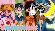 Sailor Moon - Temporada 1 Ataques