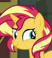 Sunset Shimmer Pony