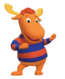 The Backyardigans Tyrone Nickelodeon Nick Jr. Character Image