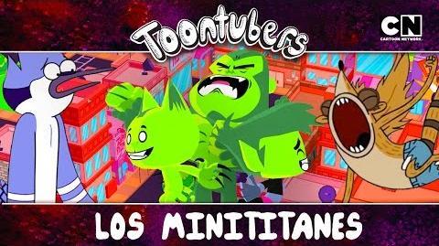 ¡LA LLEGADA DEL IMPERIO DE CHICO BESTIA! ¡TÉMANLE A RIGBY! ToonTubers Cartoon Network