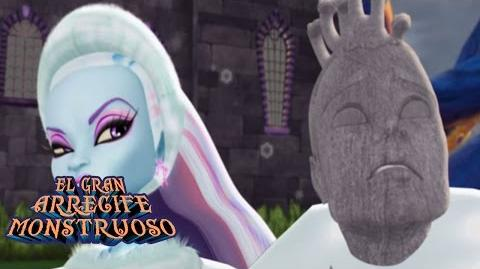 ¡Monster High está bajo ataque! Great Scarrier Reef Monster High