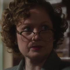 Srta. Miriam Fry (<a href=