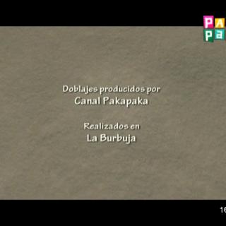 Doblaje argentino (TV) (1/2)
