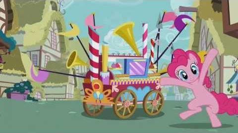 Interpretación Pinkie Pie 2T