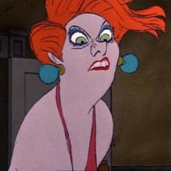 La malvada Madame Medusa de <a href=