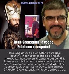 René Sagastume Suleimán