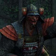 Comandante Samurai también en <a href=