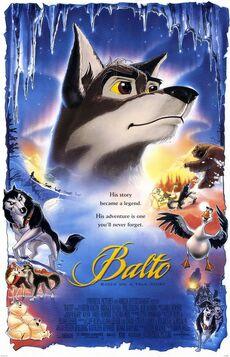 Balto. La Leyenda del Perro Esquimal