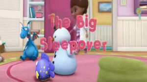 The Big Sleepover (Doc McStuffins)
