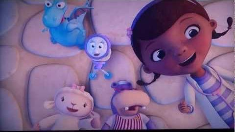 Doc McStuffins - Starry Night
