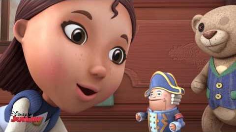 """Let The Nightingale Sing!"" Song Doc McStuffins Disney Junior UK"
