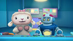 Lambie and robot ray2