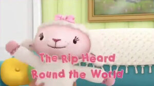 The Rip Heard Round the World