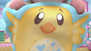 Baby chick blanket doc mcstuffins