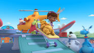 Doc wheels winnie the pooh