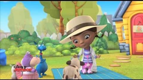 Doc McStuffins - 'Nobody's Perfect (Forgive and Forget)' - Music Video