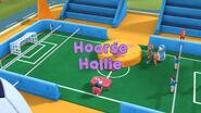 Hoarse hallie title