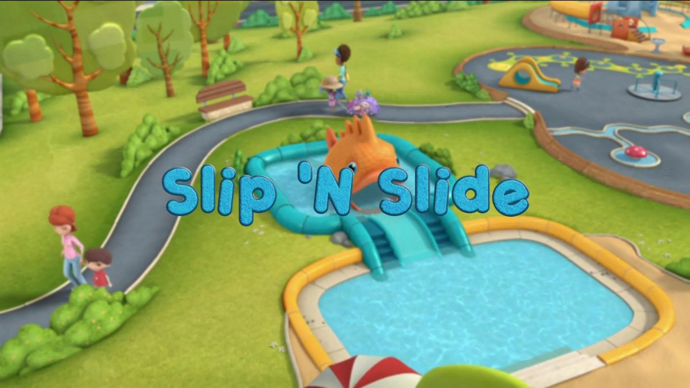slip n slide doc mcstuffins wiki fandom powered by wikia