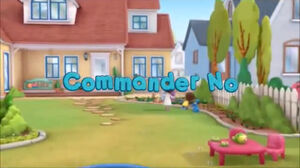 Commander No