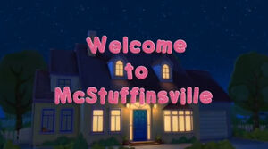 Welcome to mcstuffinsville title