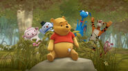 Time for your checkup into the hundred acre wood